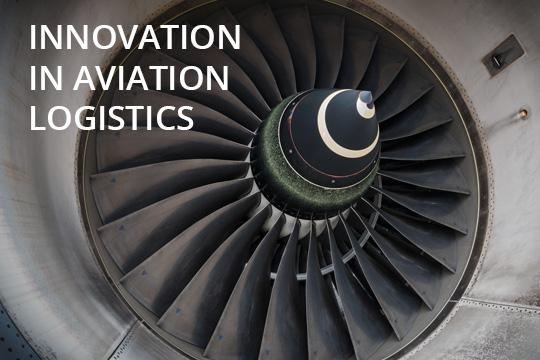 Innovation in aviation logistics