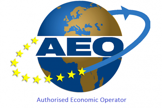 aeo accredited aviation support